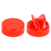 "53/485 Red 13 Hole Flapper® Spice Cap with PS113 Liner - .100"" Holes"