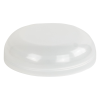 58/400 Natural Polypropylene Dome Cap
