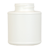 4 oz. HDPE White Tank Bottles with 38/400 Neck  (Cap Sold Separately)