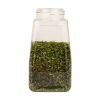 16 oz. Clear Paragon Spice Jar with 53mm Neck  (Cap Sold Separately)