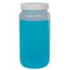 1/2 Gallon Nalgene™ Polypropylene Large Wide Mouth Bottle with 100mm Cap
