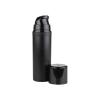 30mL Black Mini Airless Dispenser with Cap