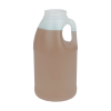 3 lbs. (Honey Weight) HDPE Honey Jug with 48/400 Neck (Caps sold separately)