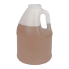 5 lbs. (Honey Weight) HDPE Honey Jug with 48/400 Neck (Caps sold separately)