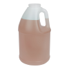 6 lbs. (Honey Weight) HDPE Honey Jug with 48/400 Neck (Caps sold separately)