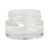 5mL Clear Glass Jar with 33/400 Neck (Caps sold separately)