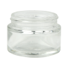 8mL Clear Glass Jar with 33/400 Neck (Caps sold separately)