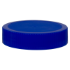 70/400 Blue Polypropylene Unlined Ribbed Cap