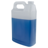 1 Gallon Natural F-Style Jug with 38/400 Cap