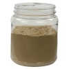 50.7 oz. Clear PET Jar with 110/400 Neck (Caps Sold Separately)