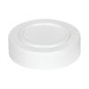 43/400 White Polypropylene Spice Cap