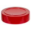 63/485 Red Polypropylene Spice Cap