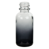 30mL Faded Black E-Liquid Boston Round Glass Bottle with 20/400 Neck (Cap Sold Separately)