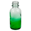 30mL Faded Green E-Liquid Boston Round Glass Bottle with 20/400 Neck (Cap Sold Separately)