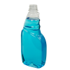 16 oz. PET Tremont Spray Bottle with 28/400 Ratchet Neck (Sprayer Sold Separately)