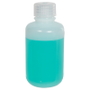 4 oz./125mL Nalgene™ Lab Quality Narrow Mouth HDPE Bottle with 24mm Cap