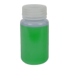 125mL HDPE Wide Mouth Pre-Cleaned & Certified Smart Container with Cap