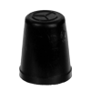 Regular Black Tip for Yorker Spout Cap