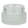 5mL Frosted Glass Jar with 33/400 Neck (Caps Sold Separately)