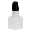 15/415 Natural Yorker Spout Cap with Regular Black Tip
