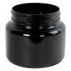 22 oz. Black PET Jar with 89mm Neck (Cap Sold Separately)