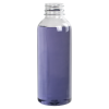 16 oz. Clear PET Wide Mouth Cosmo Bullet Bottle with 38mm PANO Neck (Cap Sold Separately)