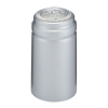 Silver Gloss PVC Wine Bottle Shrink Capsules
