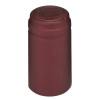 Metalic Maroon PVC Wine Bottle Shrink Capsules