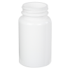 100cc White PET Packer Bottle with 38/400 Neck (Cap Sold Separately)