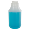 24 oz. Wide Mouth Spray Bottle with 45/400 Neck (Sprayer Sold Separately)