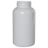 625cc White PET Packer Bottle with 53/400 Neck (Cap Sold Separately)