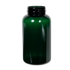 625cc Dark Green PET Packer Bottle with 53/400 Neck (Cap Sold Separately)