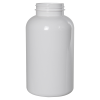 750cc White PET Packer Bottle with 53/400 Neck (Cap Sold Separately)