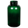 750cc Dark Green PET Packer Bottle with 53/400 Neck (Cap Sold Separately)