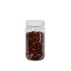 8 oz. PET Clear Jar with 53/400 Cap
