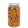 101.4 oz. PET Clear Jar with 110/400 Cap