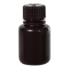 1 oz./30mL Nalgene™ Amber Narrow Mouth Bottle with 20mm Cap