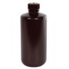 16 oz./500mL Nalgene™ Amber Narrow Mouth Bottle with 28mm Cap