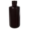 32 oz./1000mL Nalgene™ Amber Narrow Mouth Bottle with 38/430 Cap