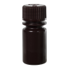 1/2 oz./15mL Nalgene™ Amber Narrow Mouth Bottle with 20mm Cap