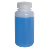8 oz./250mL Nalgene™ Lab Quality Wide Mouth HDPE Bottle with 43mm Cap
