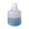 2-1/2Gallon/10 Liter Nalgene™ Level 5 Fluorinated Carboy with 83B Cap*