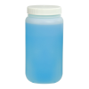 64 oz./2000mL Nalgene™ Level 5 Fluorinated Bottle with 100mm Cap