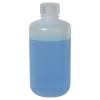 8 oz./250mL Nalgene™ Narrow Mouth LDPE Bottle with 24mm Cap