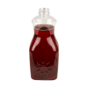 64 oz. Decanter PET Beverage Bottle 38mm DBJ Neck  (Cap Sold Separately)