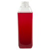 32 oz. WH Square PET Beverage Bottle with 38mm DBJ Neck (Cap Sold Separately)