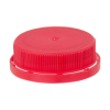 Red 38mm Single Thread Cap