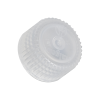 24mm Nalgene™ White Polypropylene Closures - Package of 12