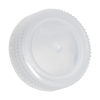 28mm Nalgene™ White Polypropylene Closures - Package of 12