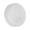 63mm Nalgene™ White Polypropylene Closures - Package of 12